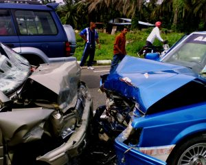 Fail to Remain at the Scene of an Accident